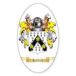 Hadfield Sticker (Oval 50 pk)