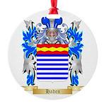 Haden Round Ornament