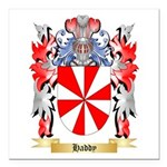 Haddy Square Car Magnet 3