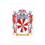 Haddy Sticker (Rectangle 50 pk)
