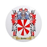 Haddy Ornament (Round)