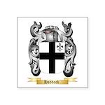 Haddock Square Sticker 3