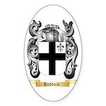 Haddock Sticker (Oval)