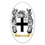 Haddock Sticker (Oval 10 pk)
