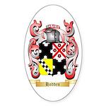 Hadden Sticker (Oval 10 pk)