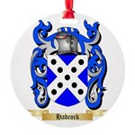 Hadcock Round Ornament