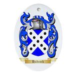Hadcock Ornament (Oval)