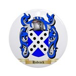 Hadcock Ornament (Round)