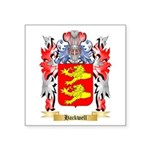 Hackwell Square Sticker 3