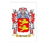 Hackwell Postcards (Package of 8)