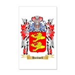 Hackwell 20x12 Wall Decal