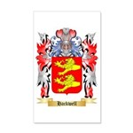 Hackwell 35x21 Wall Decal