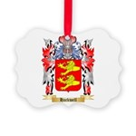 Hackwell Picture Ornament