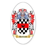 Hackland Sticker (Oval)
