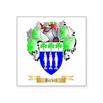 Hackett Square Sticker 3