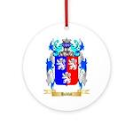 Hablot Ornament (Round)