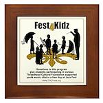 Fest4Kidz Framed Tile