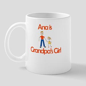 Ana is Grandpa's Girl Mug
