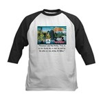 STORY QUOTE Kids Baseball Jersey