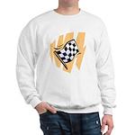 Checker Flag Sweatshirt