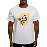 Checker Flag Light T-Shirt