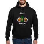 Beer Junkie Hoodie (dark)