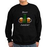 Beer Junkie Sweatshirt (dark)