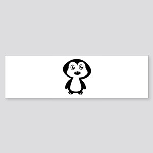 Penguin Bumper Sticker