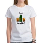 Beer Junkie Women's T-Shirt