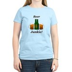 Beer Junkie Women's Light T-Shirt