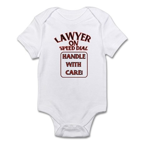 Lawyer Infant Bodysuit