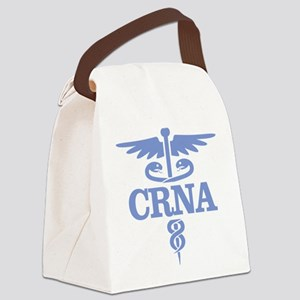 CRNA Canvas Lunch Bag