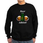 Beer Addict Sweatshirt (dark)
