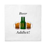 Beer Addict Queen Duvet