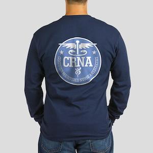 Crna Long Sleeve T-Shirt