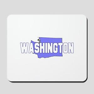Visit Scenic Washington Mousepad