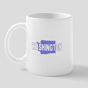 Visit Scenic Washington Mug
