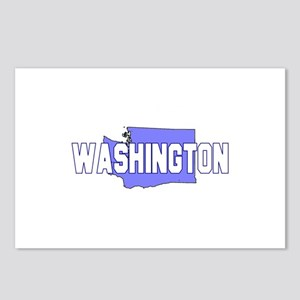 Visit Scenic Washington Postcards (Package of 8)
