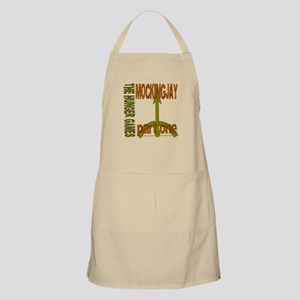 The Hunger Games Mockingjay Part One Apron