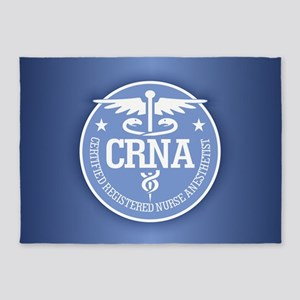 CRNA 5'x7'Area Rug