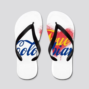 True Colombian ... Flip Flops