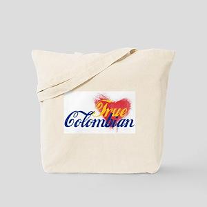 True Colombian ... Tote Bag