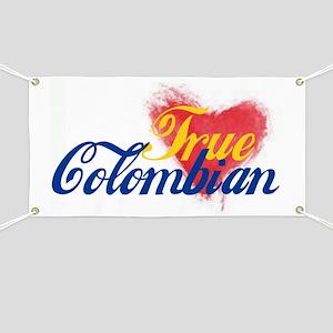 True Colombian ... Banner