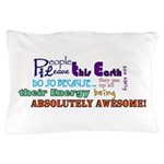Awesome Words Pillow Case