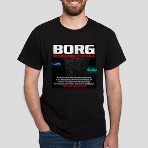 BORG RELENTLESS Dark T-Shirt