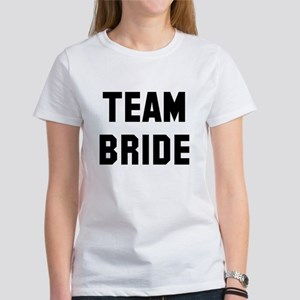 Team Bride Women's T-Shirt