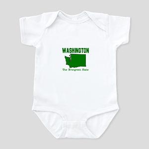 Washington . . . The Evergree Infant Bodysuit