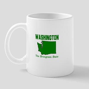 Washington . . . The Evergree Mug
