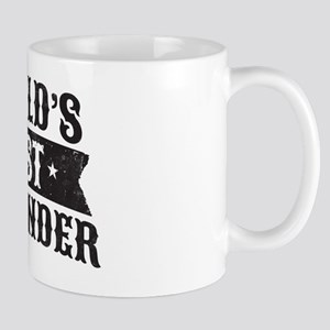World's Best Bartender Mug