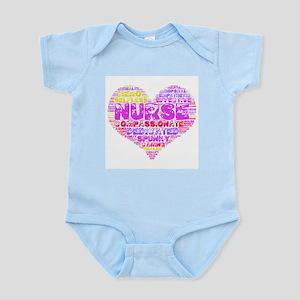Love a Nurse Body Suit